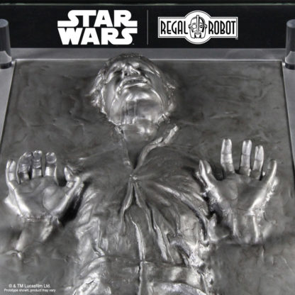 Lucasfilm The Empire Strikes Back movie prop Han Solo Carbonite