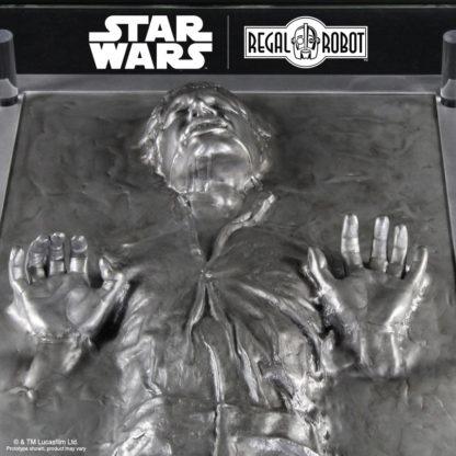 Lucasfilm The Empire Strikes Back movie prop Han Solo Carbonite