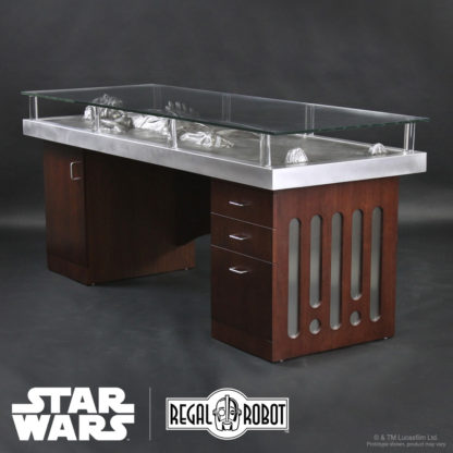 Han solo movie prop inspired furniture