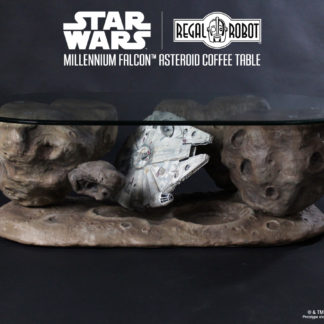 star wars millennium falcon coffee table