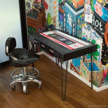 music themed furniture pieces