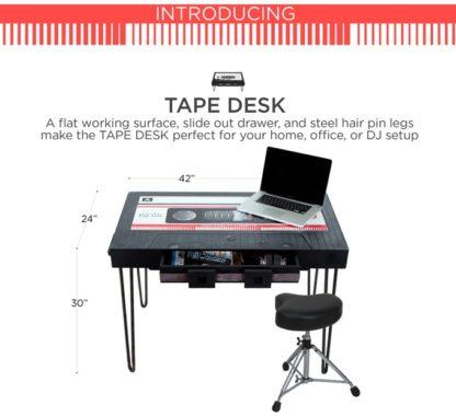 cassette tape furniture