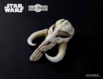 hand crafted star wars sculpture