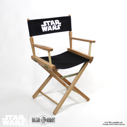 Star Wars director chair made in the USA