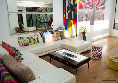 Themed furniture custom coffee table
