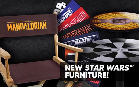 star wars director of mandalorian chairs