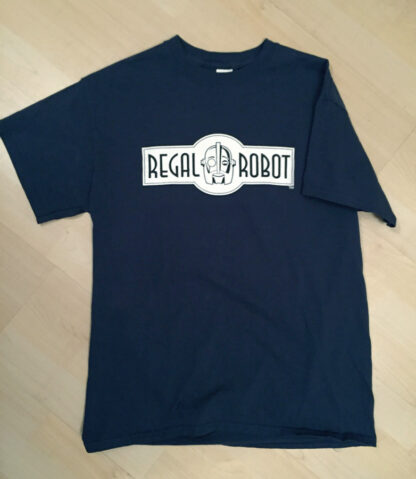 Regal Robot tee shirt