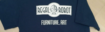 Regal Robot T-shirt
