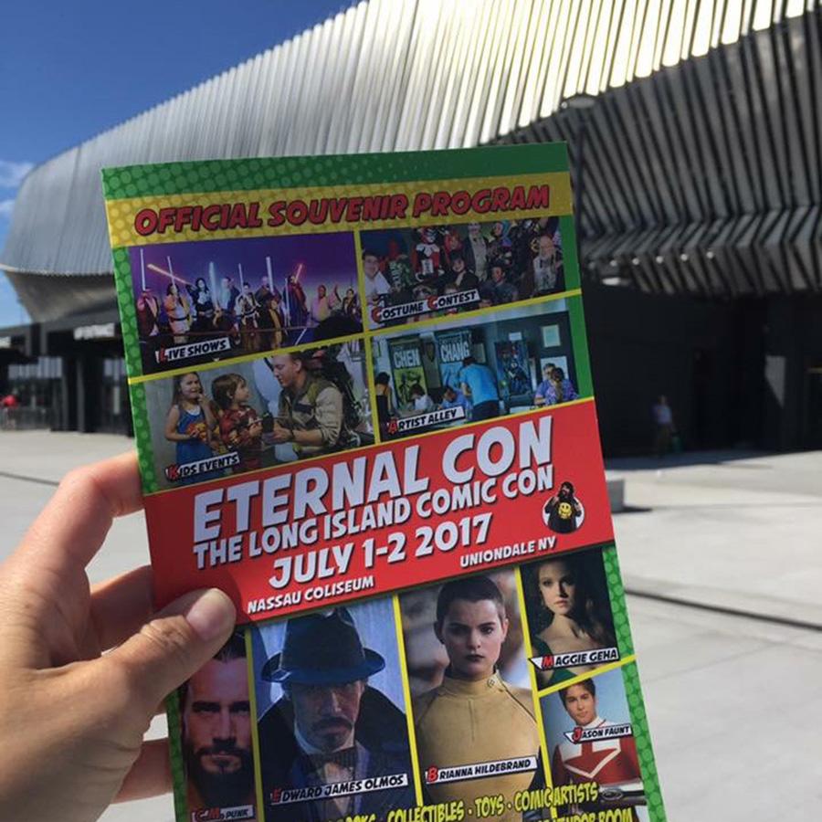 Long Island Comic Con, Eternal Con New York