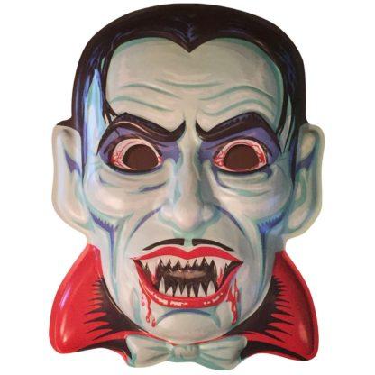 Vampire halloween mask