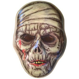 boris karloff mummy halloween mask