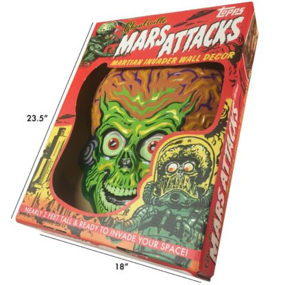 Mars attacks ack ack alien mask