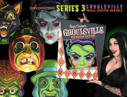ghoulsville series three masks