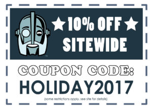 Regal Robot coupon code