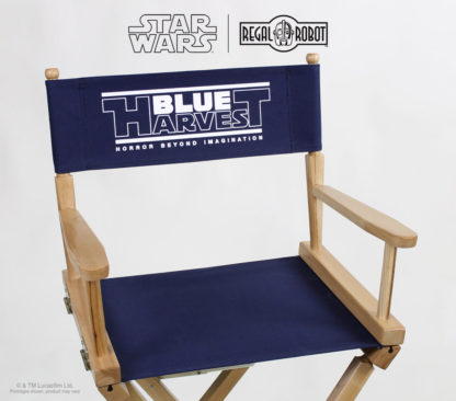 Star Wars furniture for adults, Blue Harvest movie director's chairs