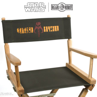 Boba Fett Star Wars furniture for adults, folding chair