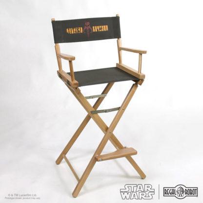 Star Wars furniture for adults, Mythosaur skull symbol folding chair