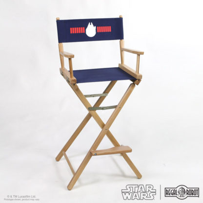 Star Wars furniture for adults, Han Solo™ movie director chair