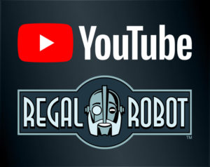 regal robot youtube channel