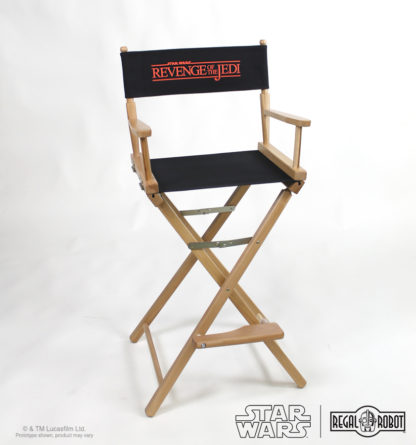 30 inch Star Wars director chair