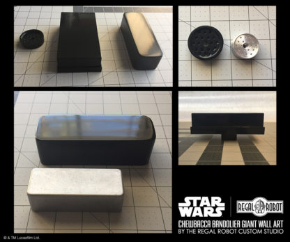 chewbacca bandolier ammo boxes