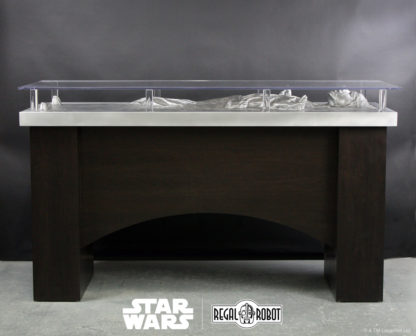 custom Han Solo Carbonite table