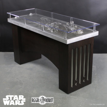 custom Star Wars furniture by Regal Robot