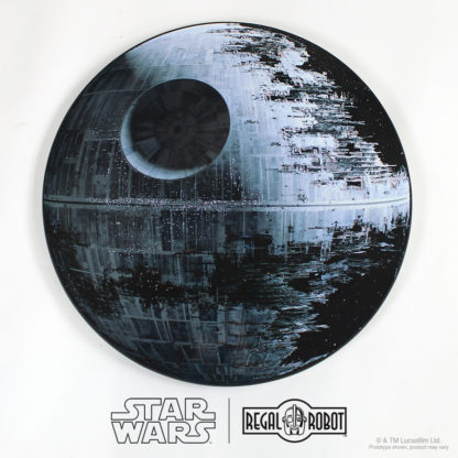 Return of the Jedi Death Star 2 photo top pub table