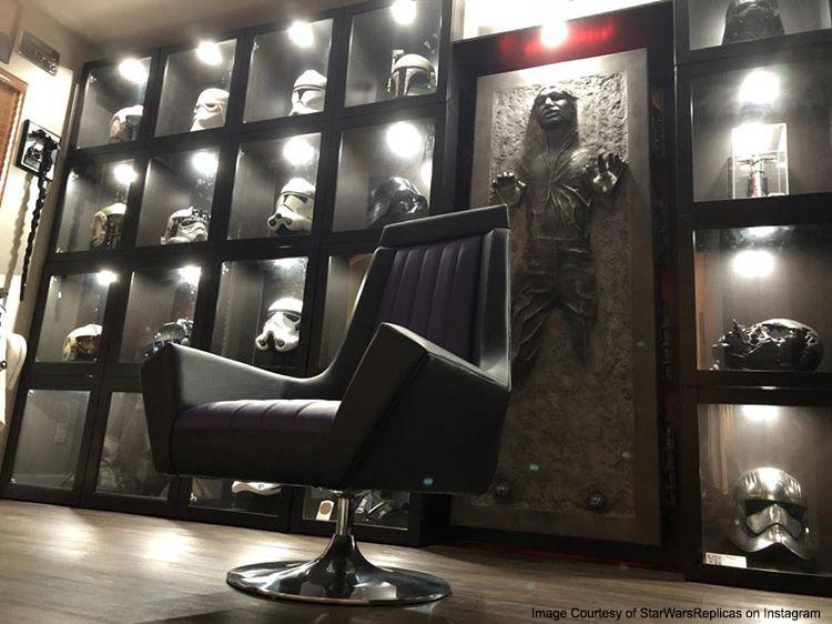 Star Wars Replicas reviews Regal Robot chair