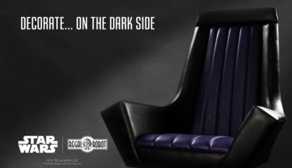 Star Wars furniture by Regal Robot
