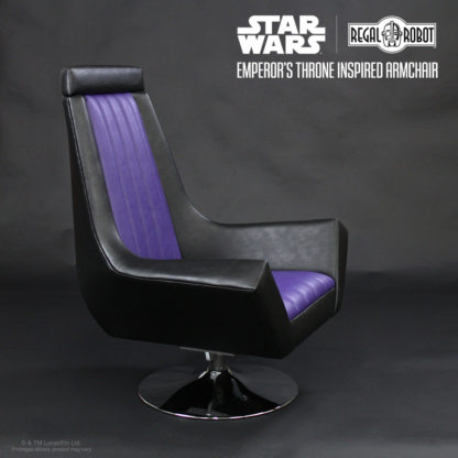 Emperor Palpatine's ROTJ Throne Room scene chair