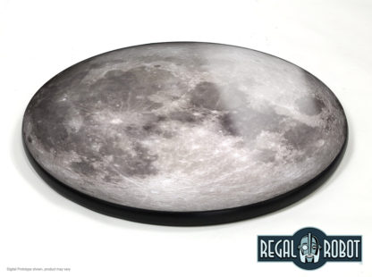 full moon photo laminate table top