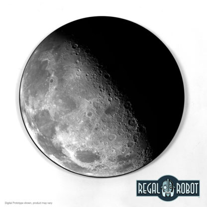 half moon photo table top