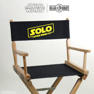Star Wars furniture for adults, folding director chair with Star Wars logo