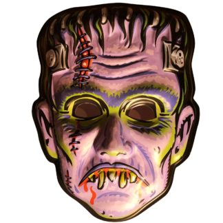 monster mash halloween decoration
