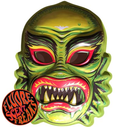 sea monster halloween mask