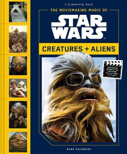 Star Wars aliens and monsters