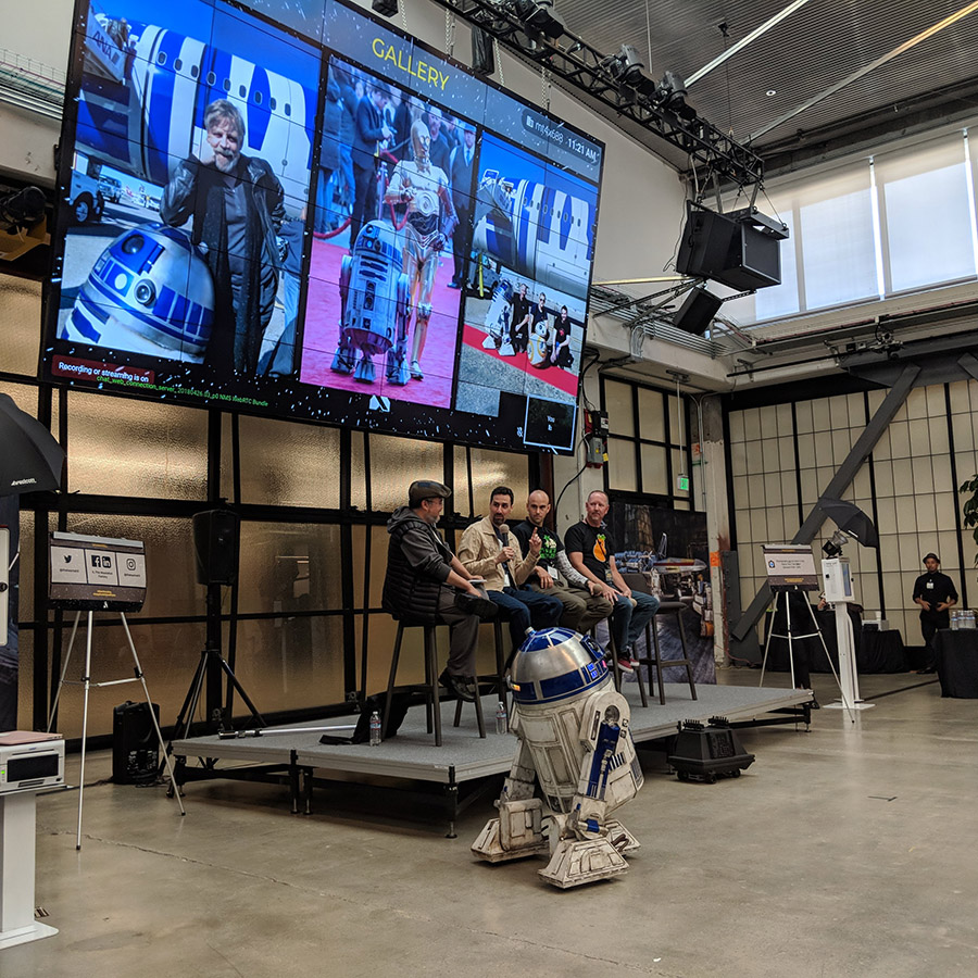 May the 4th Google X lab event