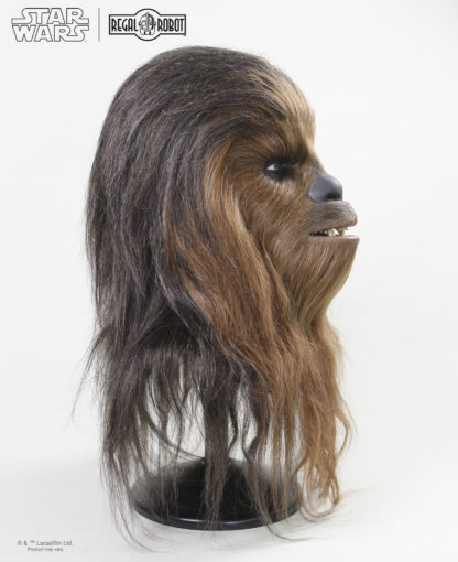 star wars bust collectible Chewbacca 1:1 statue head