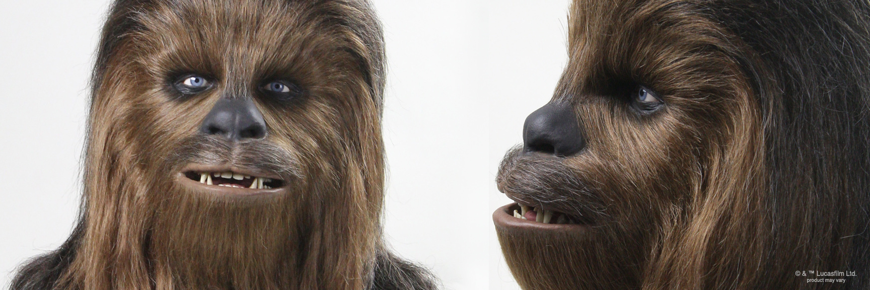 star wars bust collectible Chewbacca 1:1