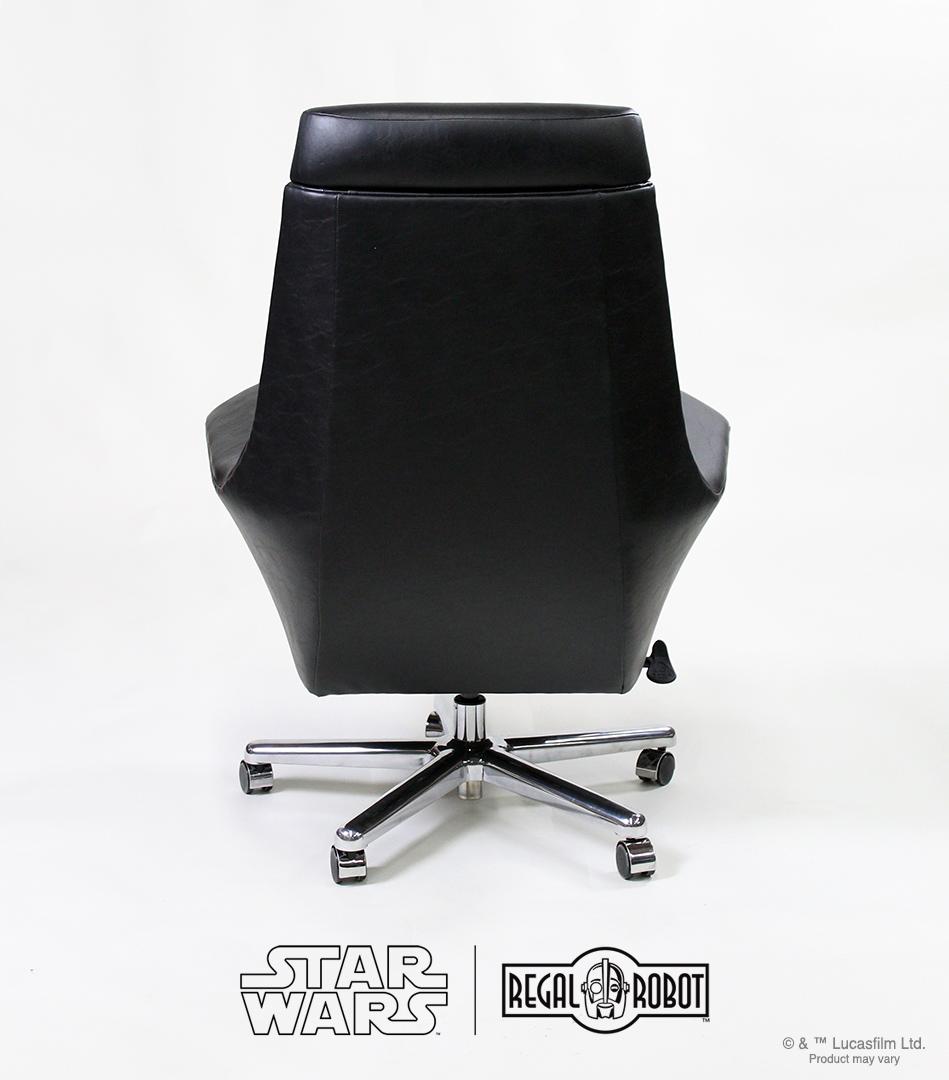 New Emperor Throne Executive Desk Chair Regal Robot