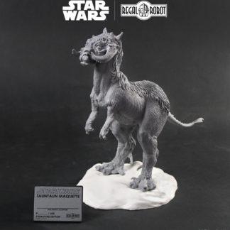replica Empire Strikes Back tauntaun statue