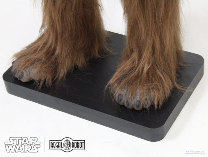 Custom lifesized Star Wars statue of Chewbacca