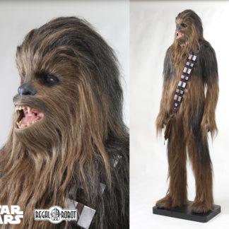 Custom lifesized Star Wars statue