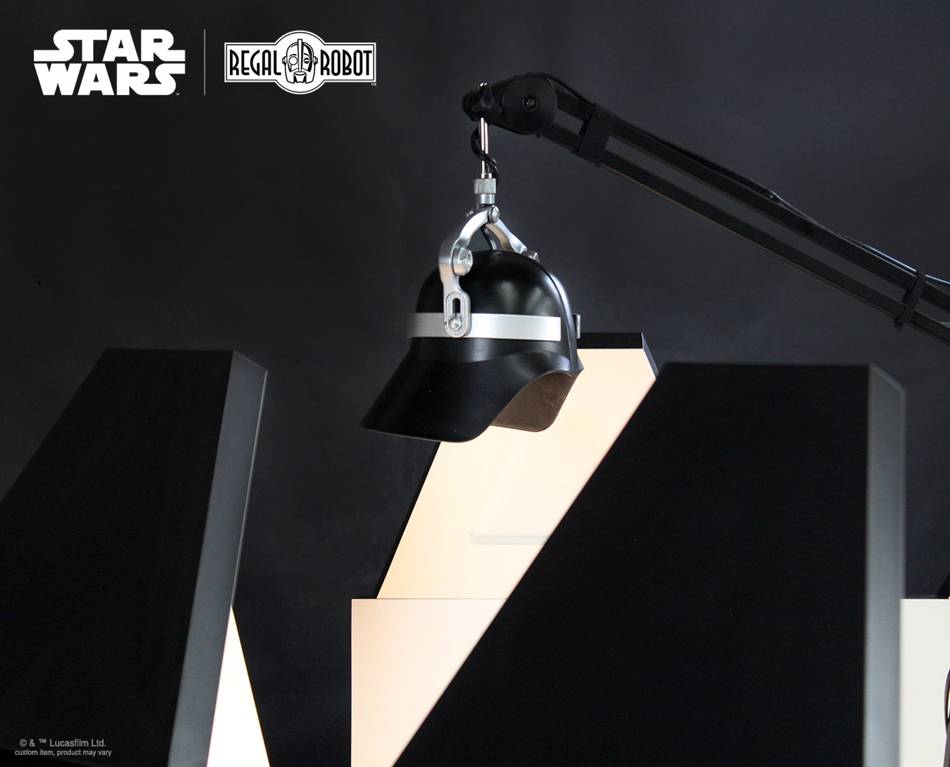 Custom Empire Strikes Back desk created by Regal Robot