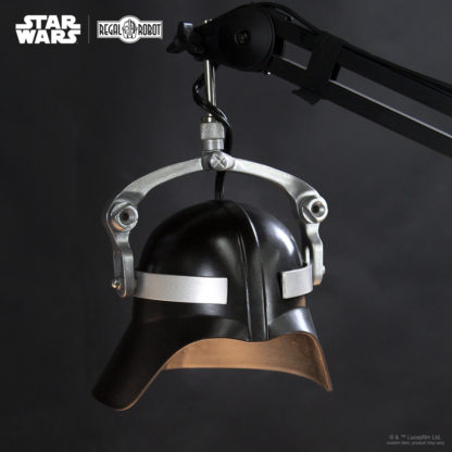 Darth Vader's helmet as a lamp