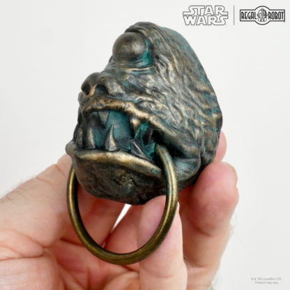 Convention exclusive gargoyle knocker style resin magnet