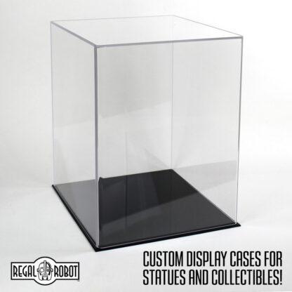 acrylic custom display case for collectibles