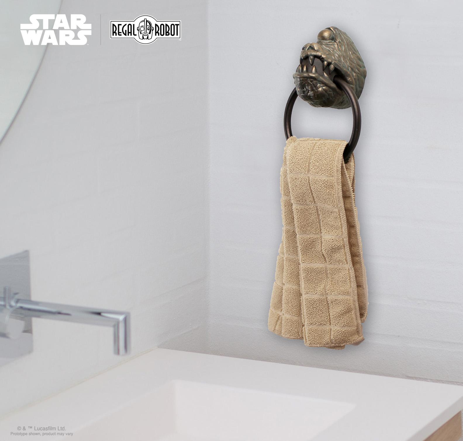 Jabba's palace replica wall decor