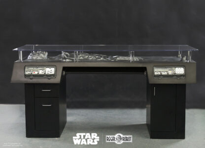 Han solo in carbonite life size desk